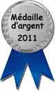 Médaille d'argent au concours Lépine