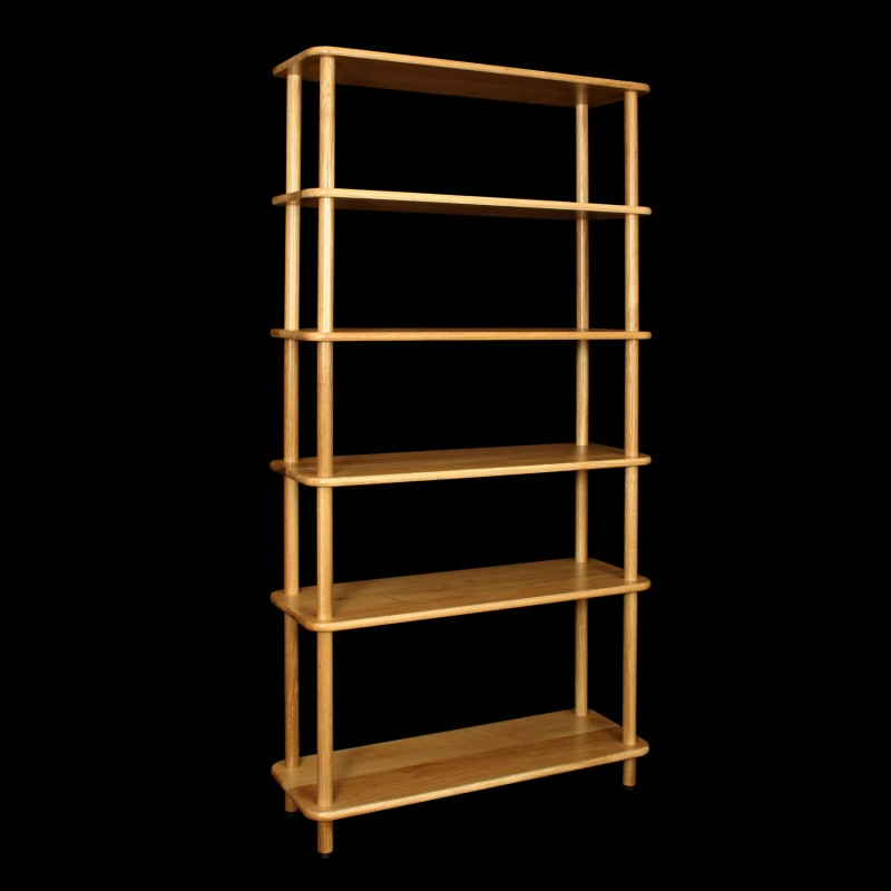 etagere en chene massif maison design. Black Bedroom Furniture Sets. Home Design Ideas