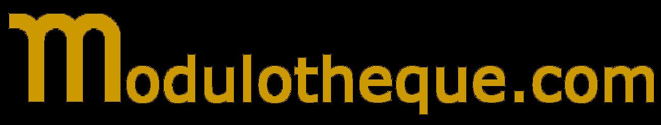 modulotheque.com