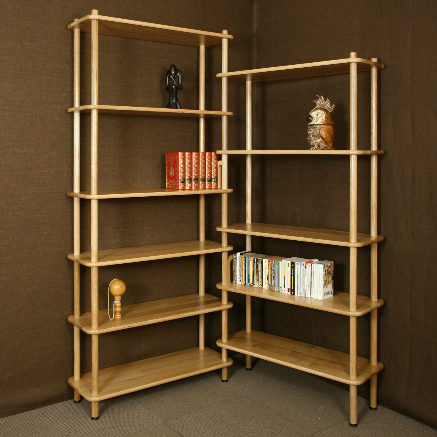 tag res d angle biblioth que modulable cubit by. Black Bedroom Furniture Sets. Home Design Ideas
