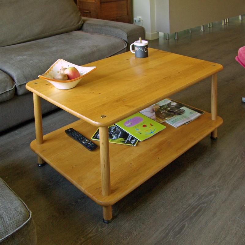 Table basse basique - Table basse evolutive ...