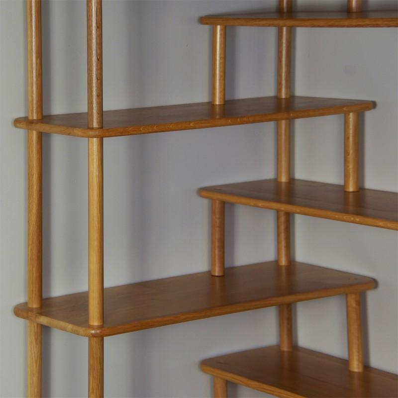 bibliothque en kit modulable best bibliothque modulable. Black Bedroom Furniture Sets. Home Design Ideas