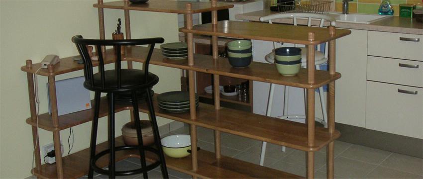 etag re bar de cuisine sur mesure. Black Bedroom Furniture Sets. Home Design Ideas
