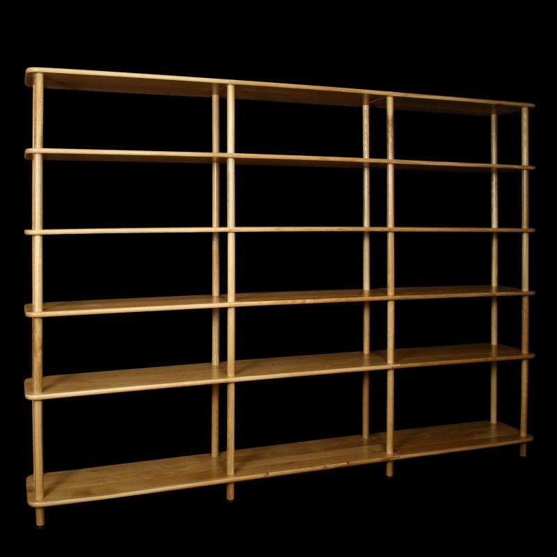 biblioth que trio. Black Bedroom Furniture Sets. Home Design Ideas