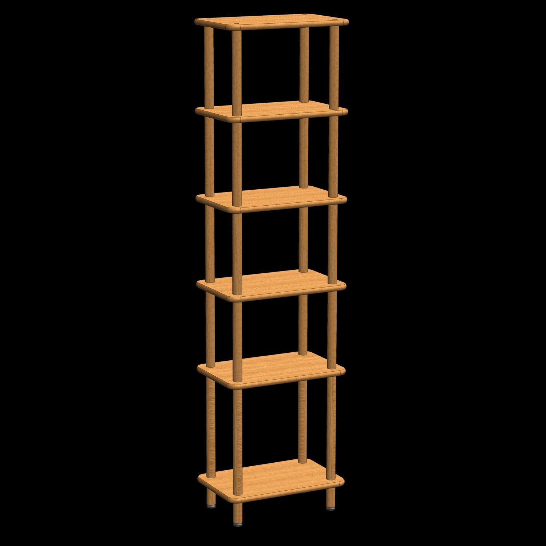 ed01 etag re basique 50cm. Black Bedroom Furniture Sets. Home Design Ideas