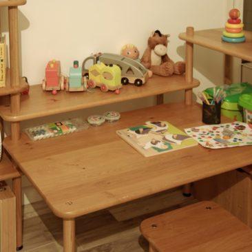 Table d'activité KID